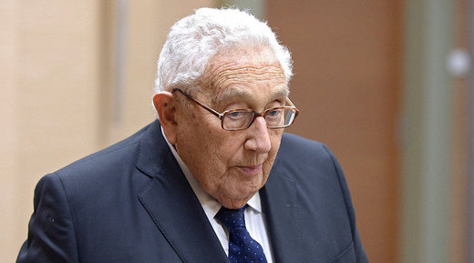 Is Trump the Back Door Man for Henry A. Kissinger and Co?