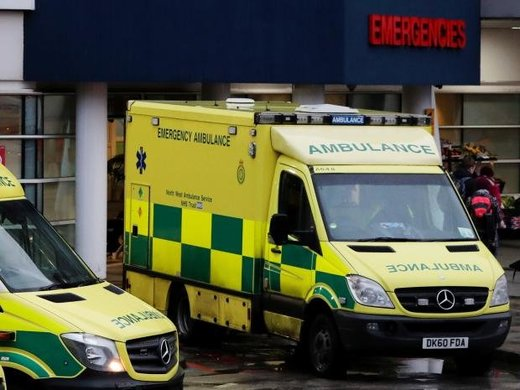 overcrowded NHS hospitals