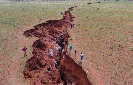 south african sinkhole