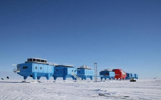 Halley VI science station