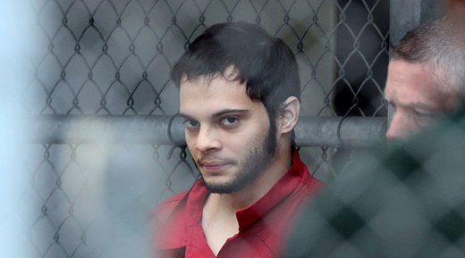 Airport shooter blamed CIA, 'jihadi chat rooms'