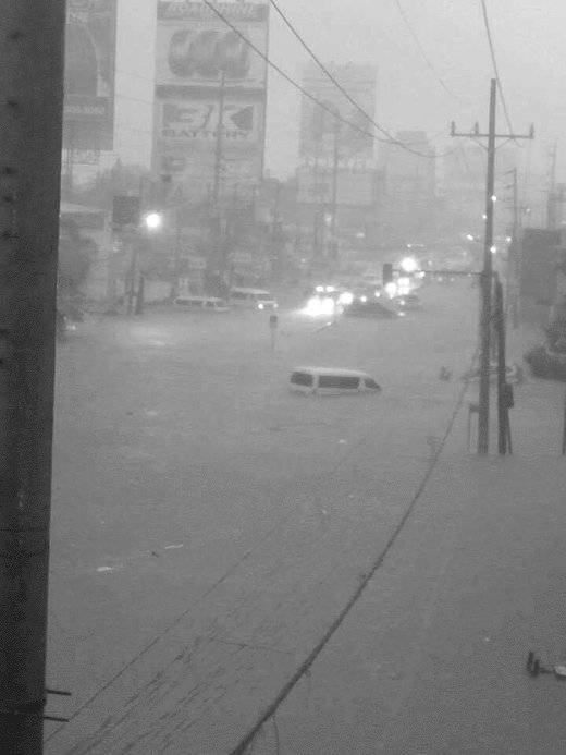 Floods in Cagayan De Oro City, 16 to 17 January, 2017