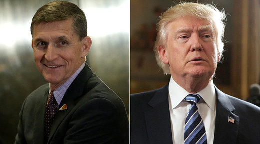 'Crimea was taken by Russia': Attack on Flynn has changed Trump's tune