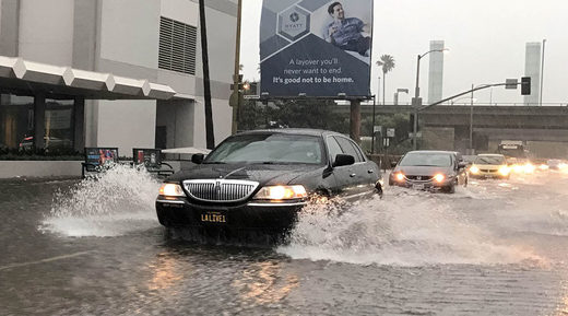 California declares State of Emergency after trio of storms pound the State - 4 dead as a result