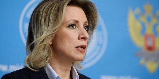 Zakharova warns that 'US is leading the world into a catastrophe' (VIDEO)