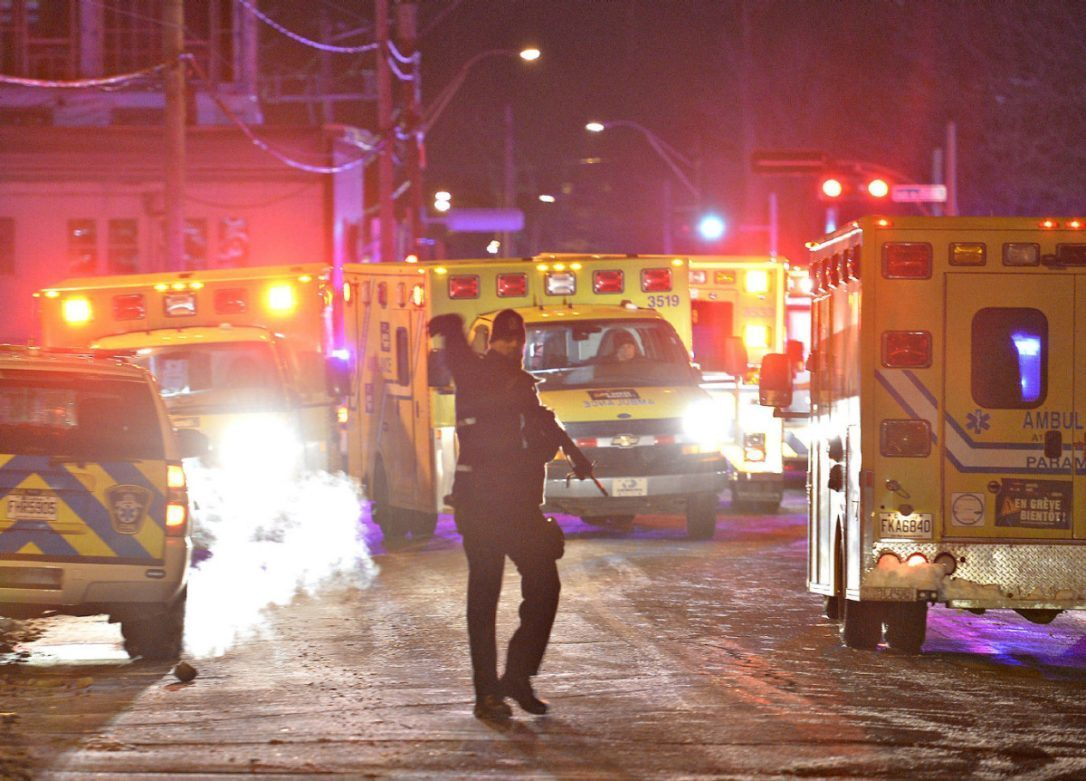 Mosque Shooting Video Update: Quebec City Mosque Shooting: At Least 6 Killed In