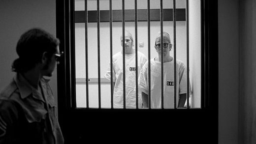 Stanford Psychology prison experiment