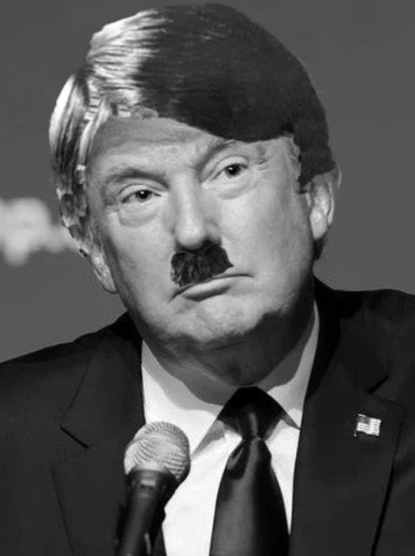 This Hitler Nonsense No Trump Is Not A Fascist Dictator