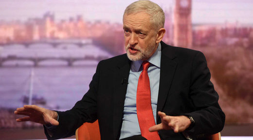 'I don't play by their rules': Corbyn attacks 'rigged system' in 1st campaign speech