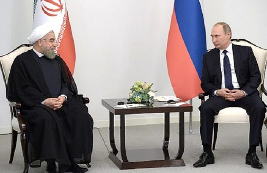 Conclusive proof that Russia and Iran want war!
