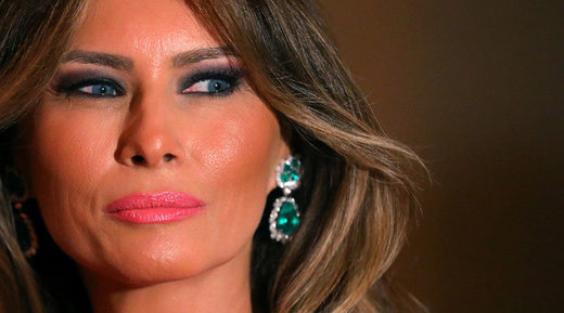 Melania Trump sues Daily Mail for $150mn; false reporting she 'once worked for escort service'