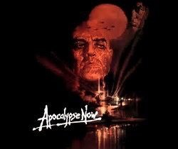 "Graphic for the movie, ""Apocalypse Now"""