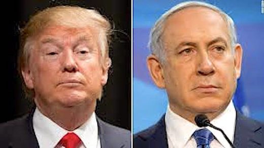 Trump washes hands of Israel-Palestine conflict, making room for others at the negotiating table