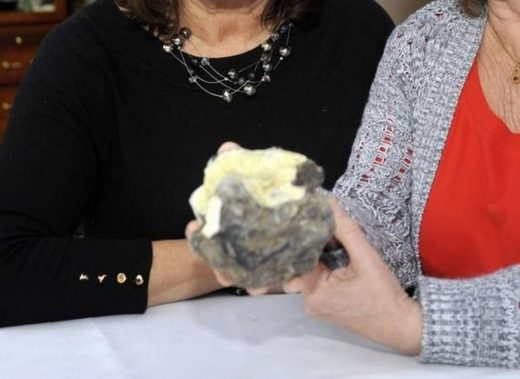 Mystery object (possibly a meteorite) lands in UK garden after loud thump in middle of night
