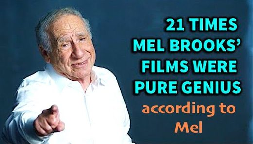 Mel Brooks notes 'Trump has not reached Hitlerian proportions...yet'