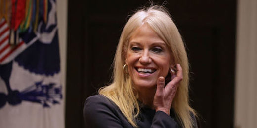 The witchhunt continues: Kellyanne Conway faces Ethics Office investigation over Ivanka promotion, 'retweet' of white nationalist