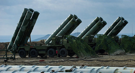 Game-Changer? China will soon receive S-400 missile systems from Russia