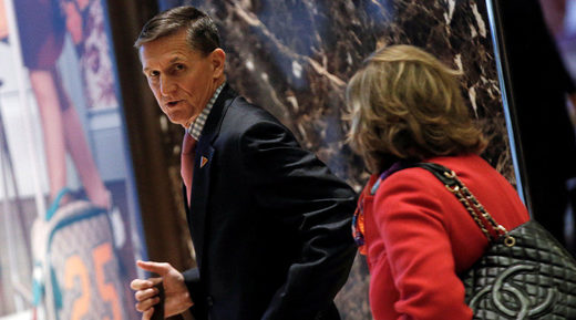 House Intelligence Committee wants to investigate leaks that led to Flynn's resignation