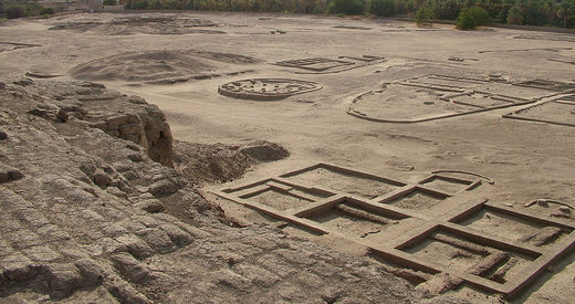 Ancient temples of unknown architecture discovered in Sudan
