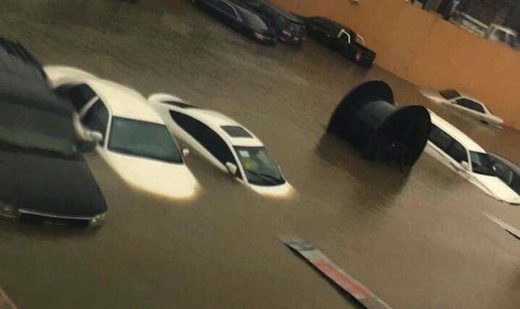 At least one killed, 10 injured after Saudi's Asir region hit by floods