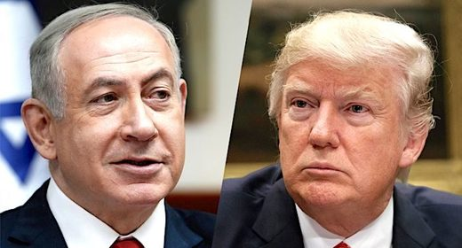 Trump, Netanyahu hint at new Middle East initiative, involves many Arab countries