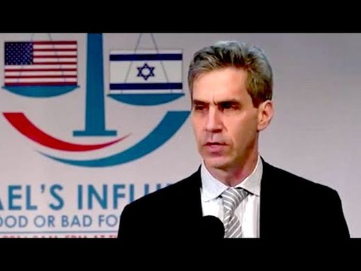 Israel interferes in US politics all the time, but never a scandal - it's 'how the world works'