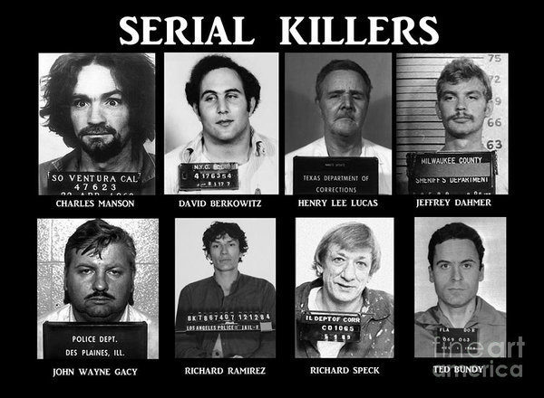 List of serial killers in the United States