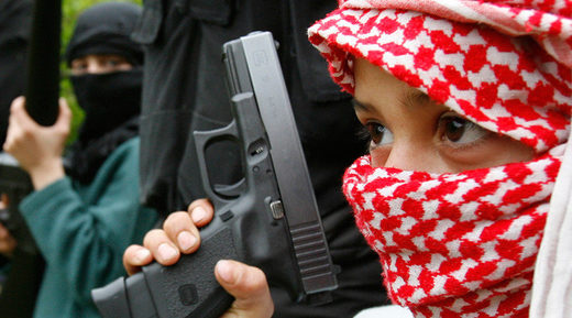 Children in the ISIS