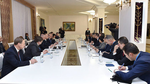 Meeting on Syria in Astana