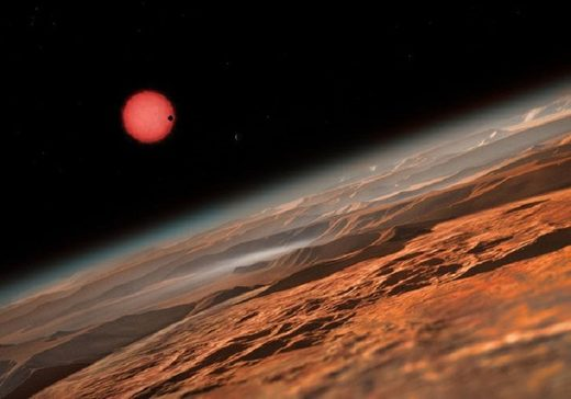 NASA receives first audio message from newly discovered planets