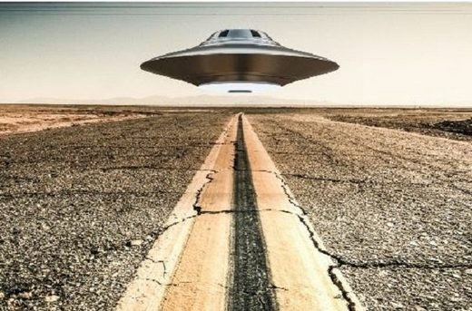 Sightings are at an all-time high, according to UFO researcher