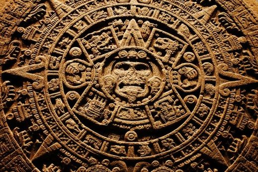 Early contact? Mayan calendar similar to ancient Chinese