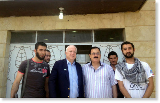 McCain and Terrorists