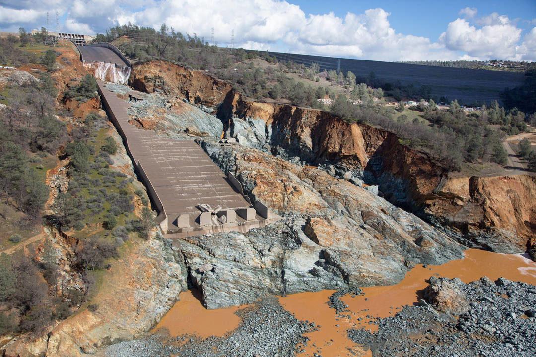 Dramatic Images Reveal Catastrophic Damage To California