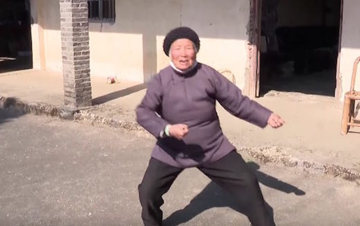 Meet the 94-yo grandmother who has practiced martial arts for 9 decades and can probably still kick your butt