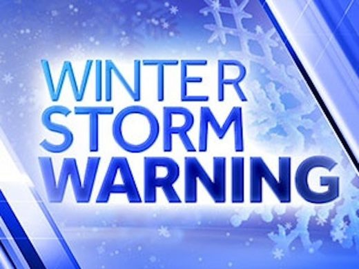 NOAA: 'Extreme Situation Developing': 18-24 Inches Of Snow