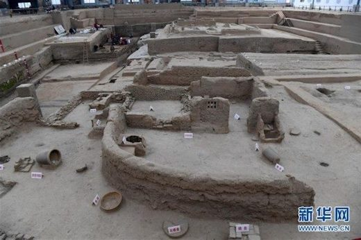 Six ancient cities built one on top of the other for over 2,000 years unearthed in Kaifeng, China