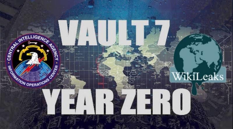 Risultati immagini per VAULT 7