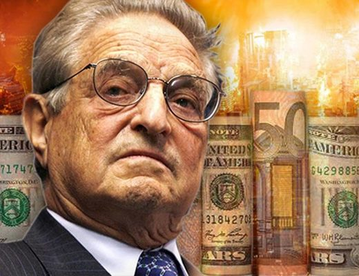 Is the curtain falling on George Soros' sparkling new world?