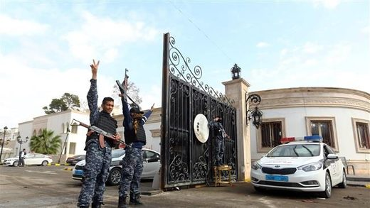 Libya unity government and rival factions agree to a ceasefire after Tripoli battle