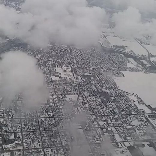 Chicago, Illinois an example of emerging Mini Ice Age climates
