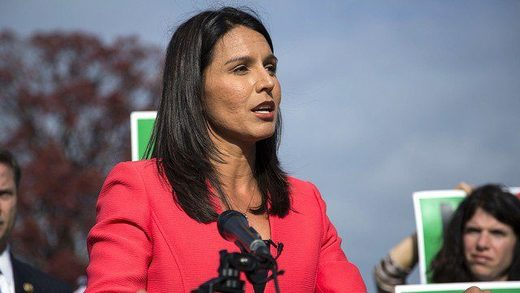 U.S. Congresswoman Tulsi Gabbard Says US Government is Helping Terrorists in Syria