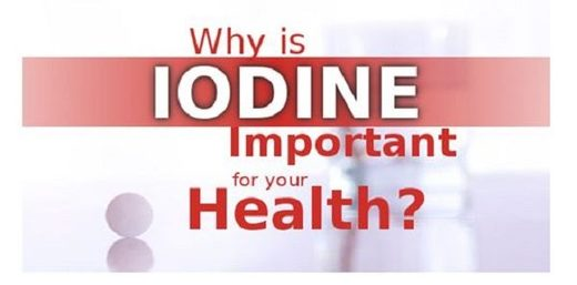 Six reasons why iodine supplementation is essential