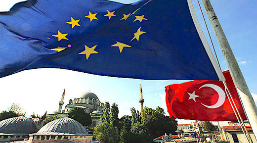 Turkey further away from EU accession according to German FM