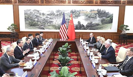 Beijing: China, US discuss meetings between presidents, 'cooperation has strengthened,' Korean peninsula