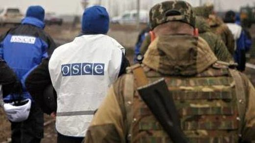 Washington shrewdly hints 'Russian-separatist forces' responsible for flagrant Ukrainian mortar attack against OSCE monitors in Donbass