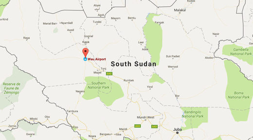 Passenger plane crashes on runway in South Sudan