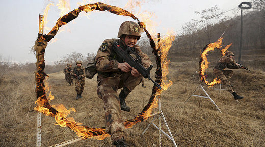 China disbanding 5 of PLA's 18 military corps amid downsizing of world's largest army
