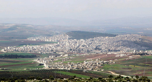 Russian forces from 'center for Syrian reconciliation' arrive in northern city of Afrin