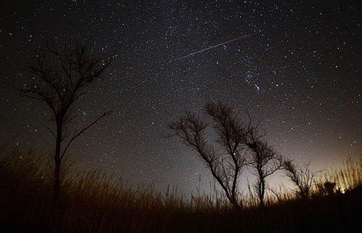 Eyewitnesses sought of bright green meteor fireball in Irkutsk, Siberia